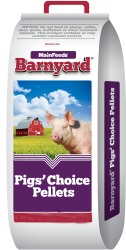 Barnyard Pigs' Choice Pellets for Pigs