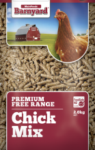 Free Range Chick Mix for Layer Hens
