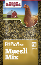 Free Range Muesli Mix for Layer Hens