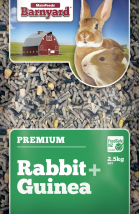 Rabbit + Guinea for Rabbits & Guinea Pigs