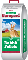 Barnyard Rabbit Pellets for Rabbits & Guinea Pigs